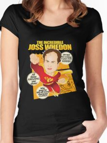 Joss Whedon Women's Fitted Scoop T-Shirt