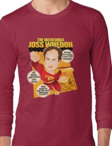 Joss Whedon Long Sleeve T-Shirt