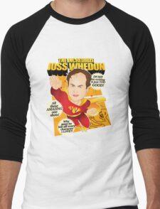 Joss Whedon Men's Baseball ¾ T-Shirt