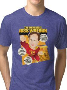 Joss Whedon Tri-blend T-Shirt
