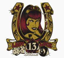 LADY LUCK 13 by DAVID VICENTE