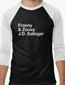 Mike Mills' Franny and Zooey J.D. Salinger Shirt Men's Baseball ¾ T-Shirt