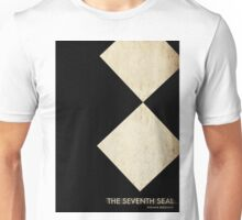 The Seventh Seal Film Poster Unisex T-Shirt