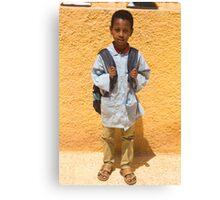 HUMANS OF ALGERIA #27 Canvas Print
