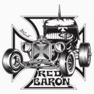 RED BARON by DAVID VICENTE