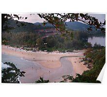 Nai Harn Beach View Poster