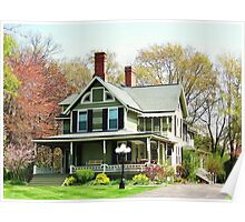 Great Great Grandpa's House ~ Lewiston, NY Poster