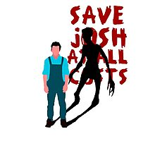 SAVE JOSH WASHINGTON! Photographic Print