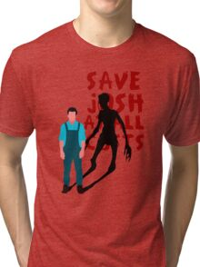 SAVE JOSH WASHINGTON! Tri-blend T-Shirt