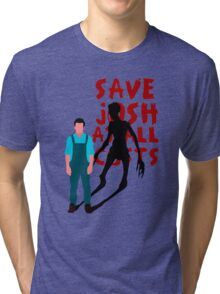 SAVE JOSH WASHINGTON! Tri-blend T-Shirt
