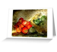 Ripe & Ready Greeting Card