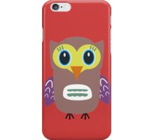 Ugly Owl iPhone Case/Skin