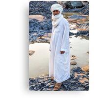 HUMANS OF ALGERIA #33 Canvas Print