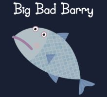 Big Bad Barry One Piece - Short Sleeve
