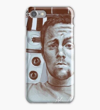 Sneeky Dalek iPhone Case/Skin