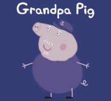 Grandpa Pig by Russ Jericho