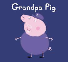 Grandpa Pig Unisex T-Shirt