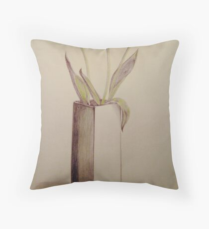 Drawing Day 2011 Throw Pillow