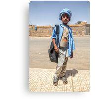 HUMANS OF ALGERIA #32 Canvas Print