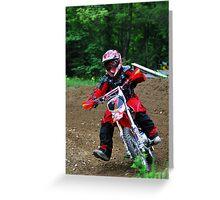 Skowhegan 5/29/11 #207 Greeting Card