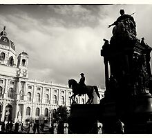 Vienna Museum quarter by grorr76