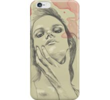 Wine Stains iPhone Case/Skin
