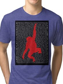 """""""The Year Of The Monkey"""" Clothing Tri-blend T-Shirt"""