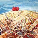 Mt Baldy Sundae by Mark Ramstead