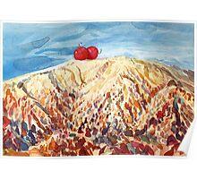 Mt Baldy Sundae Poster