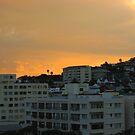 Cape Town dawn by Antionette