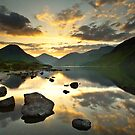 Reflections on Wastwater by Brian Kerr