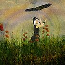 Raindrops keep falling on my head by Sherryll  Johnson