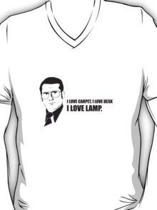 Anchorman T-Shirts - I love lamp. T-Shirt