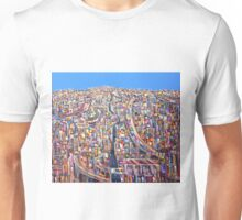 The only way home Unisex T-Shirt