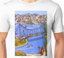 Story of a river Unisex T-Shirt