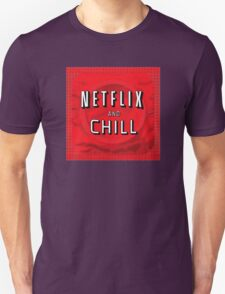 Netflix and chill - condom Unisex T-Shirt
