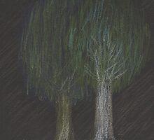 Happy Trees by Brian Schnackel