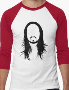 Steve Aoki Shirt  Men's Baseball ¾ T-Shirt
