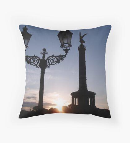 Berlin Throw Pillow