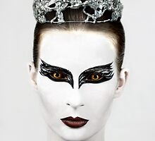 Black Swan by PorcelainPoet
