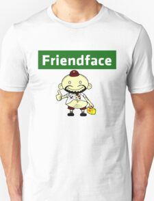 The IT Crowd – Friendface – Catch Up with Old Friends T-Shirt