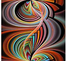 Splits-Cylinder Intricate Photographic Print