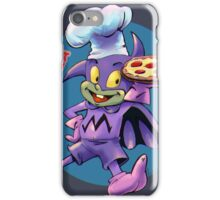 Batmite Pizza iPhone Case/Skin