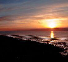 Sunrise Over Coast by patrick2504