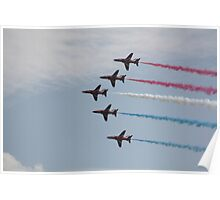Red Arrows 12 Poster