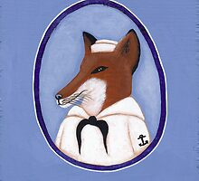 Foxy Sailor by Ryan Conners