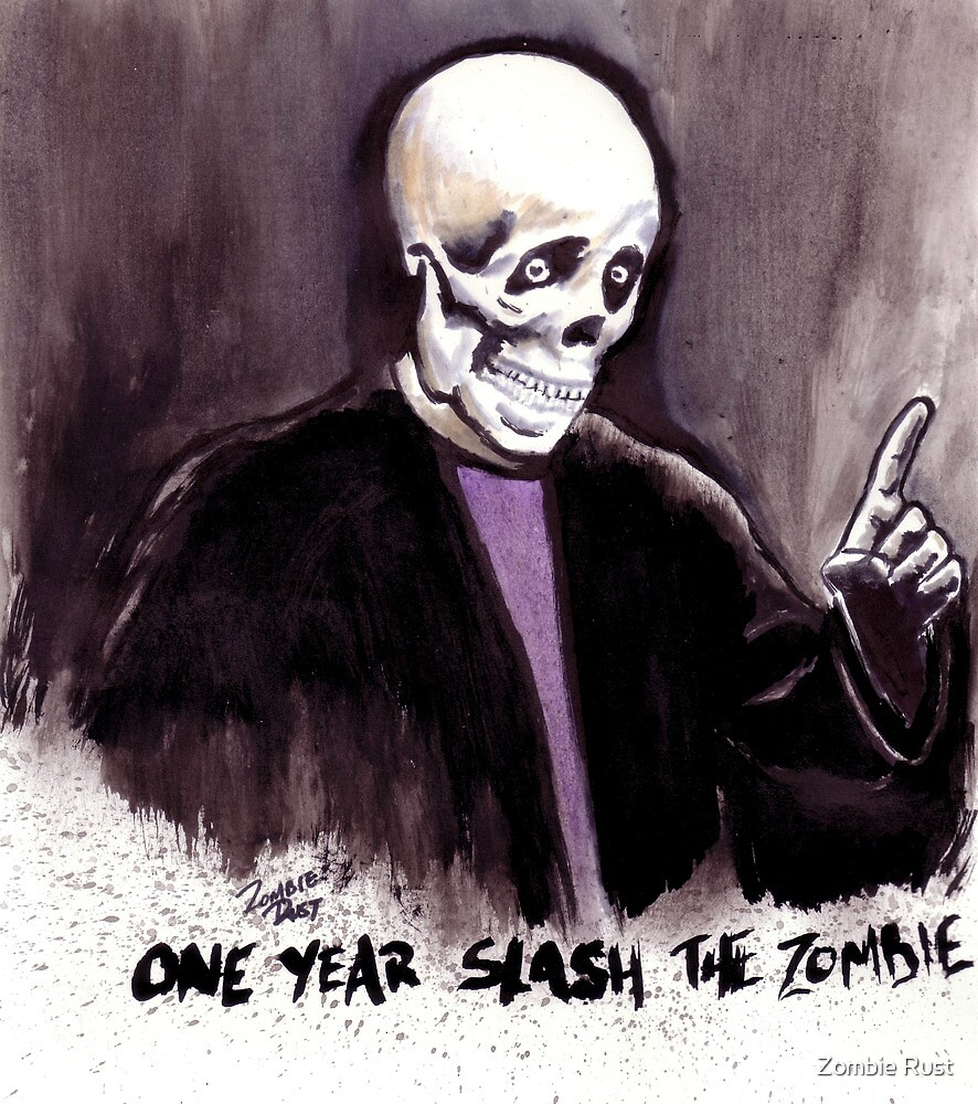 Slash One! by Zombie Rust