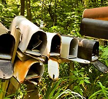 Mailboxes by paulrice