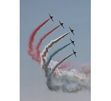 Red Arrows 15 Photographic Print