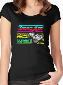 Loading Screen: Trans Am Women's Fitted Scoop T-Shirt